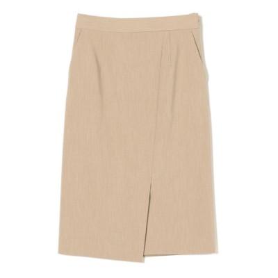 【シップス/SHIPS】 【セットアップ可】ドライツイルスカート