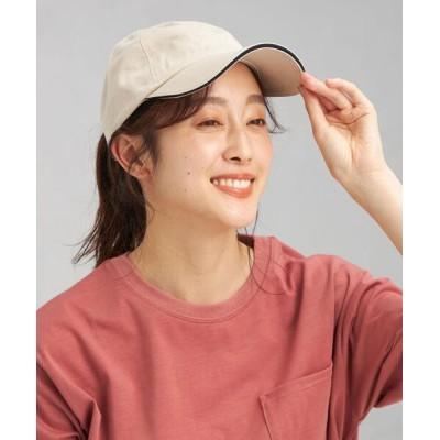 green label relaxing / <BAYSIDE(ベイサイド)> キャップ 無地 WOMEN 帽子 > キャップ