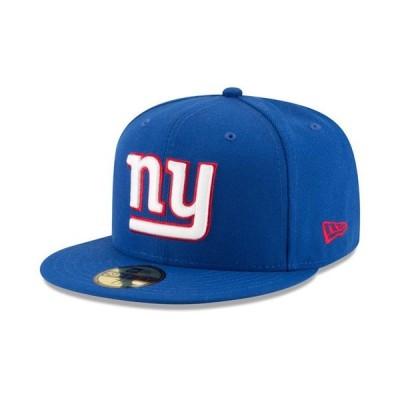 ニューエラ メンズ 帽子 アクセサリー New York Giants Team Basic 59FIFTY Fitted Cap