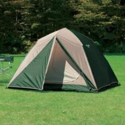 キャプテンスタッグキャプテンスタッグ テント CS クイックドーム250UV(キャリーバッグ付)  4~5人用  グリーン