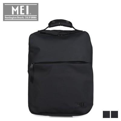 MEI メイ リュック バック バックパック ブラック 2 メンズ レディース 14L DAY PACK ブラック グレー 黒 MDK503