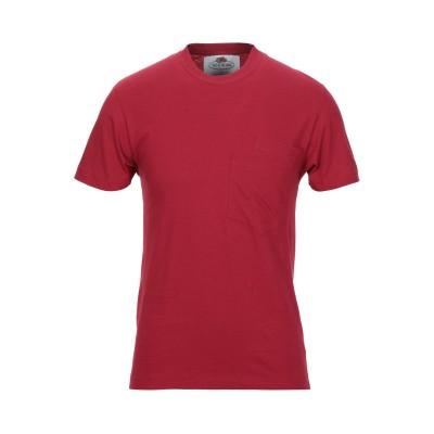 FRUIT OF THE LOOM x CEDRIC CHARLIER T シャツ レッド S コットン 100% T シャツ