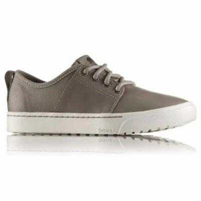 ソレル スニーカー Campsneak Lace Leather Shoe Kettle