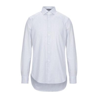 MICHAEL KORS MENS シャツ ホワイト 40 コットン 100% シャツ