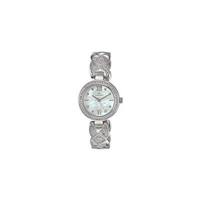 Timex (タイメックス) レディース ビューポイント 30mm | シルバートーン ブレスレット | ウォッチ CC3D80500【並行輸入品】