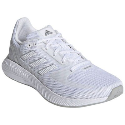 アディダス CORERUNNER W(フットウェアホワイト/フットウェアホワイト/シルバーメタリック・サイズ:23.0cm) adidas ADJ-FY9621-230 【返品種別A】