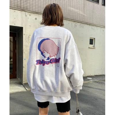 《WEB限定》東京ガール ベーシック2 クルー