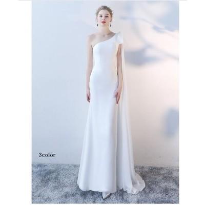 マーメイドドレス 披露宴 パーティードレス 演奏会 ピアノ 舞台衣装 不規則 結婚式ドレス 発表会 20代30代 ウエディングドレス 二次会 ロングドレス