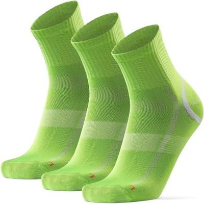 クォーターパフォーマンス ソックス, マルチパック, 抗菌, 通気性, 靴摩擦防止, スニーカー, ランニングソックス, スポーツソックス, メンズ,