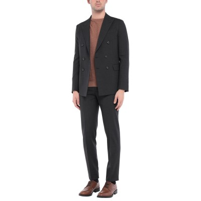 ディースクエアード DSQUARED2 スーツ スチールグレー 54 バージンウール 95% / ポリウレタン 5% スーツ