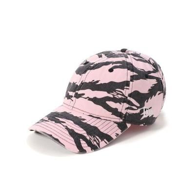 帽子 キャップ ニューエラ キャップ 9THIRTY TIGER STRIPE CAMO ウォッシュ加工 カモフラ 迷彩柄 NEW ERA