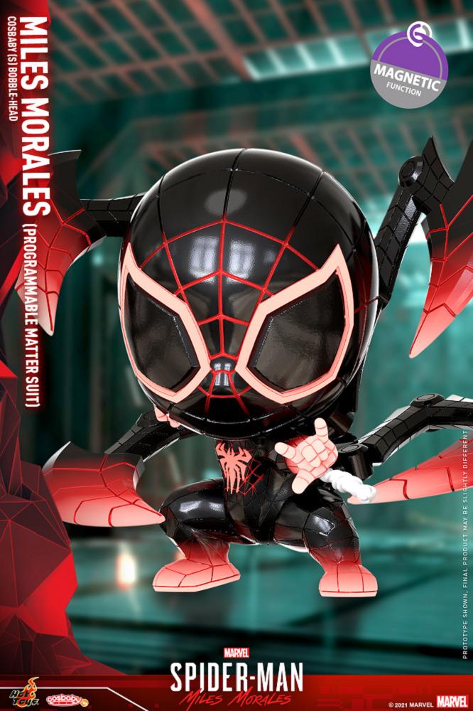 COSB862 漫威蜘蛛人:邁爾斯摩拉斯 邁爾斯 可編程物質戰衣款