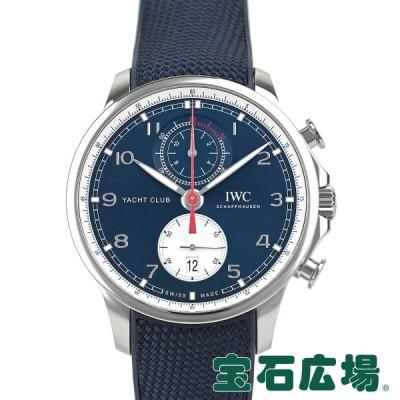 IWC インターナショナルウォッチカンパニー ポルトギーゼ ヨットクラブ クロノグラフ オールバーブラウン IW390704 新品 メンズ 腕時計