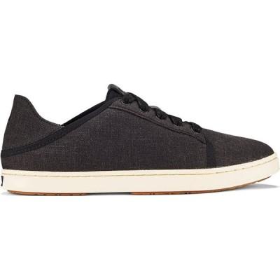 オルカイ Olukai レディース シューズ・靴 Pehuea Li Linen Shoes Black