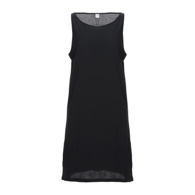 ALTERNATIVE® ミニワンピース&ドレス ブラック M コットン 60% / レーヨン 40% ミニワンピース&ドレス