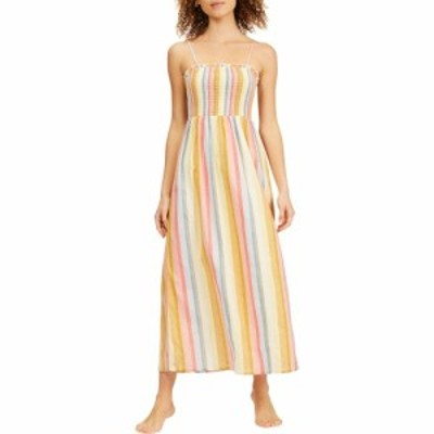 ビラボン BILLABONG レディース ワンピース マキシ丈 ワンピース・ドレス Baja Breeze Floral Maxi Dress Multi