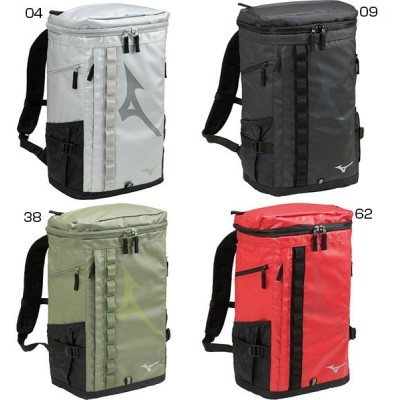 30L ミズノ メンズ レディース ターポリンバックパック30 リュックサック デイパック バッグ 鞄 33JD8030