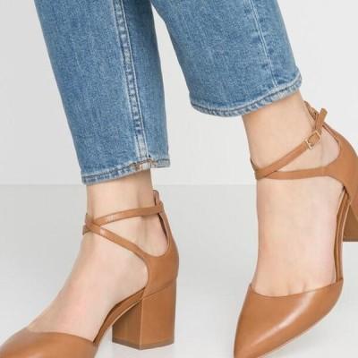 アルド レディース 靴 シューズ BROOKSHEAR - Classic heels - cognac
