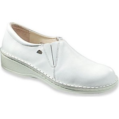 フィンコンフォート Finn Comfort レディース シューズ・靴 Newport White Nappa