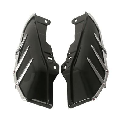 HUILI-JPHOME ミッドフレーム エアデフレクター トリム付き Harley Davidson Ultra Electra Glide FLTR対応