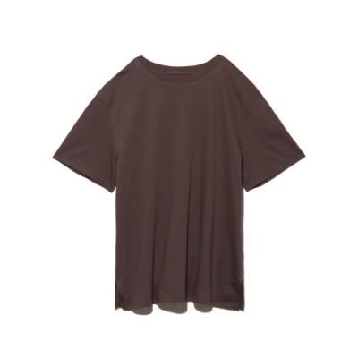 【ミラオーウェン】 ハイラインTシャツ レディース DBRW 0 Mila Owen