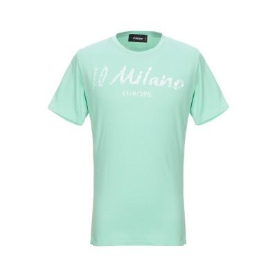 10 MILANO T シャツ ライトグリーン XS コットン 100% T シャツ