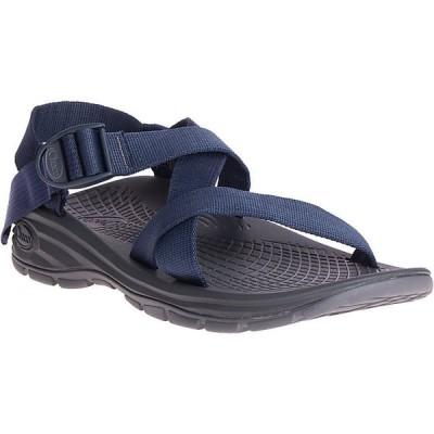 チャコ サンダル メンズ シューズ Chaco Men's Z/Volv Sandal Solid Navy