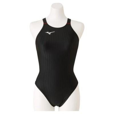 競泳用ハイカット(レースオープンバック)(ジュニア) MIZUNO ミズノ スイム 競泳水着 STREAM ACE レースオープンバック (N2MA0422)