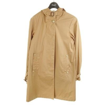 【5月24日値下】Traditional Weatherwear フーデットコート ベージュ サイズ:34 (和歌山店)