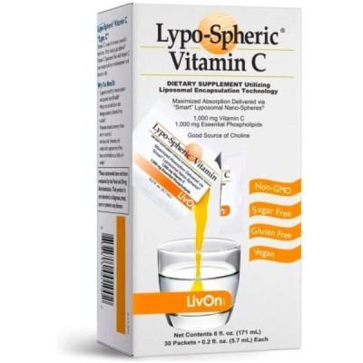 [ 箱なし特価 ]リポスフェリック ビタミンC 30包 送料無料