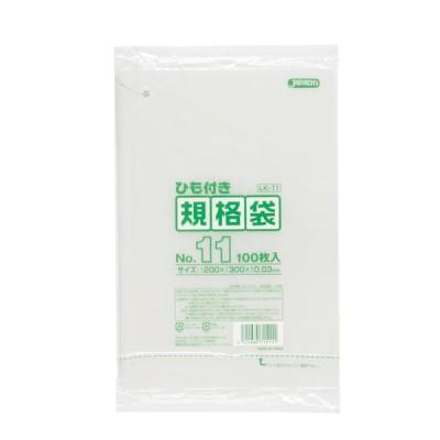 LK11 No.11規格袋紐付 6000枚 (1枚1.53円)