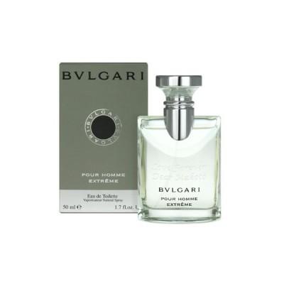 ブルガリ BVLGARI プールオム エクストリーム オードトワレ 50ml EDT 香水 メンズ