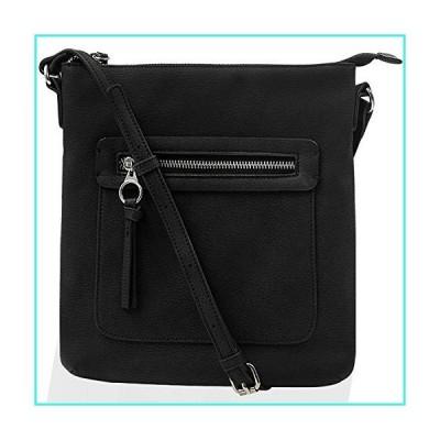 【新品】Women Crossbody Bags Lightweight Medium Shoulder Bags With Adjustable Strap Cross Body Purses(並行輸入品)
