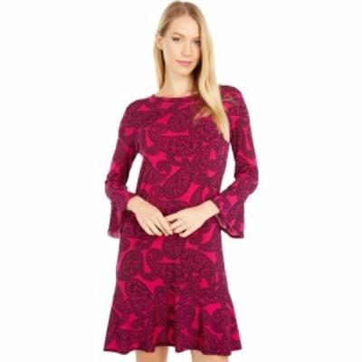 マイケル コース MICHAEL Michael Kors レディース ワンピース ワンピース・ドレス Floral Mix Flounce Dress Azalea