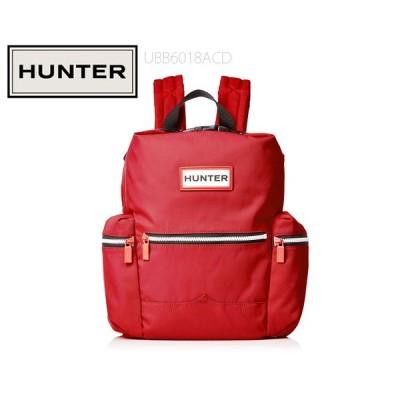 ハンター HUNTER オリジナル トップクリップ ミニバックパック 国内正規品  メンズ レディース バッグ かばん ミリタリーレッド UBB6018ACD-MLR