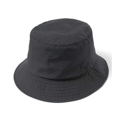 [アンシャポー] un chapeau(アンシャポー) カジュアルハット 帽子 ハット レディース UVケア 紫外線対策 春夏 ゴム入り バケットハッ