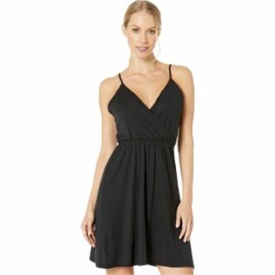 ボルコム Volcom レディース ワンピース キャミワンピ ワンピース・ドレス Not My Luv Cami Dress Black