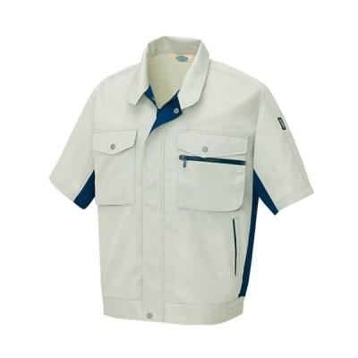 作業服 半袖ブルゾン AITOZ アイトス AZ-281