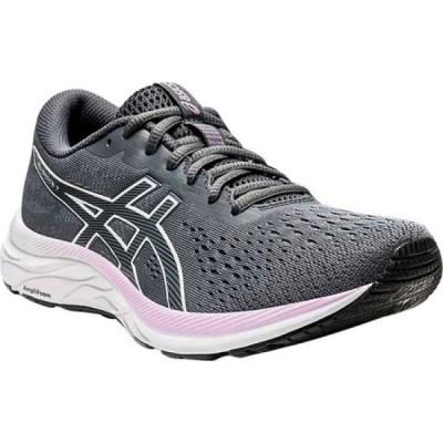 アシックス ASICS レディース ランニング・ウォーキング スニーカー シューズ・靴 GEL-Excite 7 Running Sneaker Carrier Grey/White