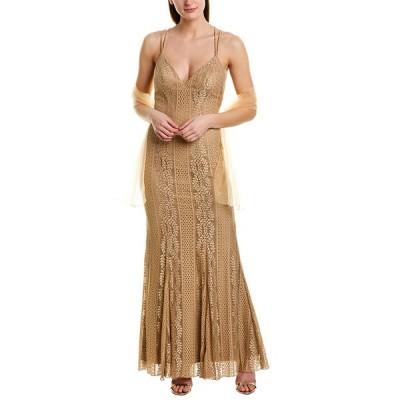 イシュー ワンピース トップス レディース issue New York Gown taupe