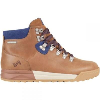 フォーセイク Forsake レディース ハイキング・登山 ブーツ シューズ・靴 Patch Hiking Boot Brown/Navy