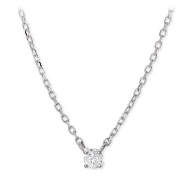 プラチナ ネックレス ダイヤモンド 彼女 記念日 ギフトラッピング ウィスプ 誕生日 送料無料 レディース 母の日