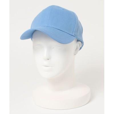 VIBGYOR / 【float】 シンプル プレーン カラー キャップ WOMEN 帽子 > キャップ