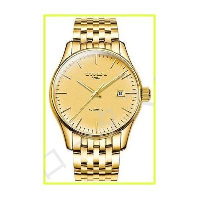 whatswatchカーニバルメンズの自動マシンすべてブラック腕時計ケースサファイアガラス防水メンズ日付腕