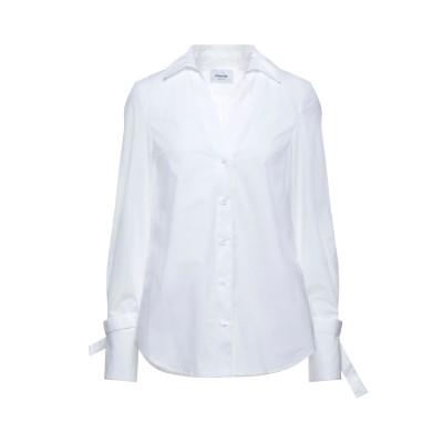 ドンダップ DONDUP シャツ ホワイト 38 コットン 96% / ポリウレタン 4% シャツ