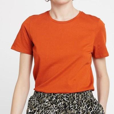 レディース Tシャツ ONLLOUNGE - Basic T-shirt - potters clay/solid