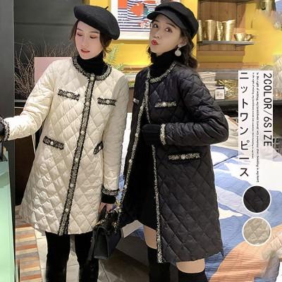 2020年秋冬新作レディースコート韓国風コットンコート/ロングコートレディース/コートコートZX1125-3-5