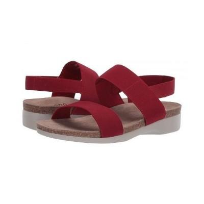 Munro ムンロ レディース 女性用 シューズ 靴 サンダル Pisces - Red Combo