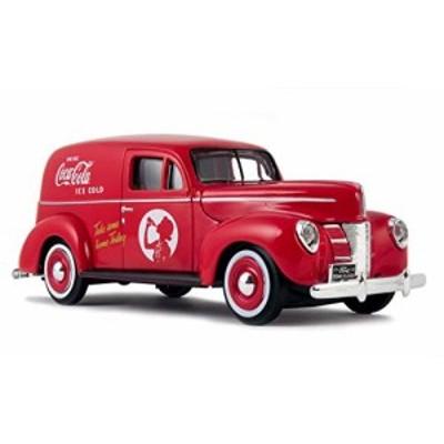 Coca Cola(コカ・コーラ)シリーズ フォード デリバリー バン 1940 1/24スケール 424194
