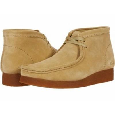 Clarks クラークス メンズ 男性用 シューズ 靴 ブーツ チャッカブーツ Wallabee Boot 2 Maple Suede【送料無料】
